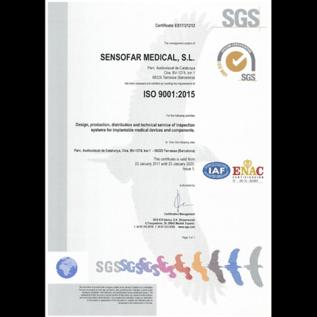 NewsMed_ISO9001_certificate