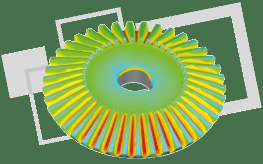 Additive manufacturing 3D CAD Comparison
