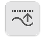 Form removal operator icon