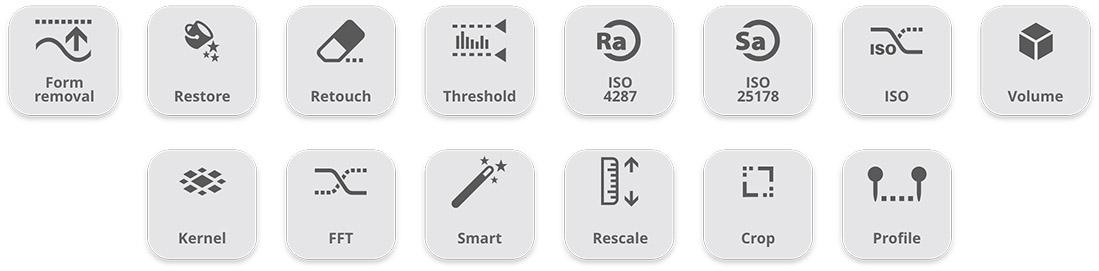 Operators icons