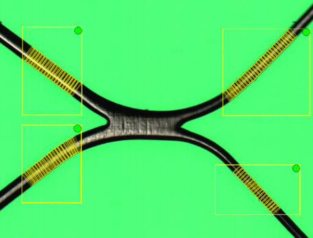 Dimensional Analysis Neurovascular stents