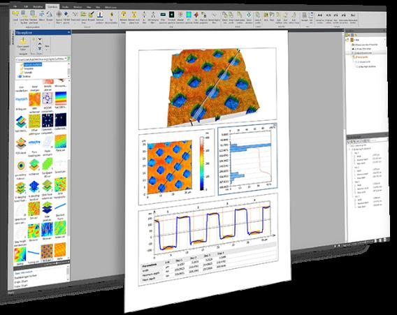 Advanced Analysis Software