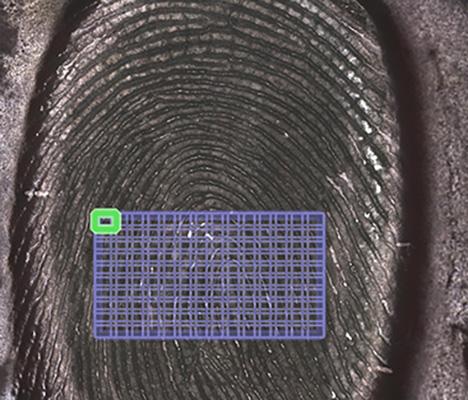 cs1 Swerea - fingerprints 1