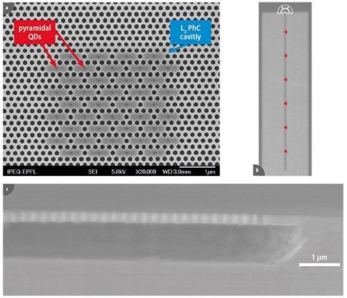 cs15 EPFL - membrane photonic crystal devices 1