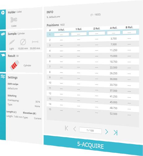 FiveAxis_Software_screenshot_sensofive