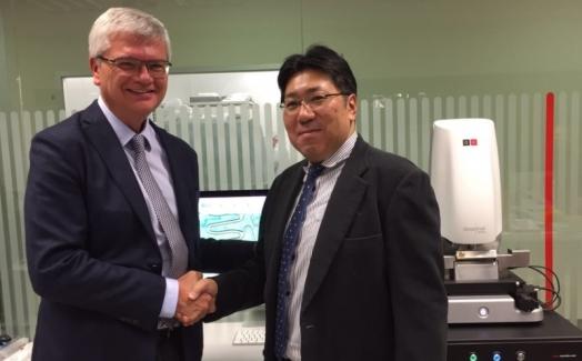Sensofar Medical appoints Distribution Partner for Japan