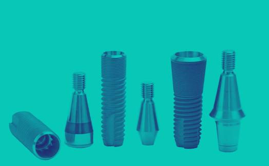デンタルインプラント表面の特性評価に役立つ最適なアドバイス