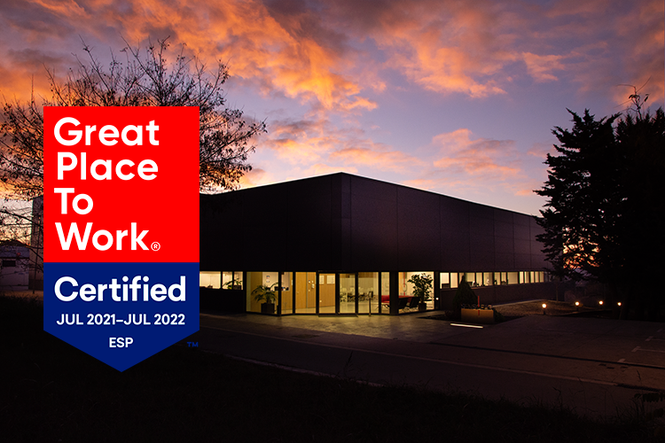 Sensofar achieves Great Place to Work Certification for the second consecutive year