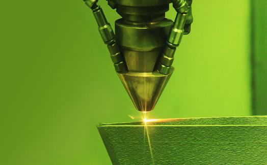 ロボ鋳造法で造形したセラミック層の幾何学測定