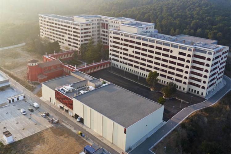 新总部正式批准建设
