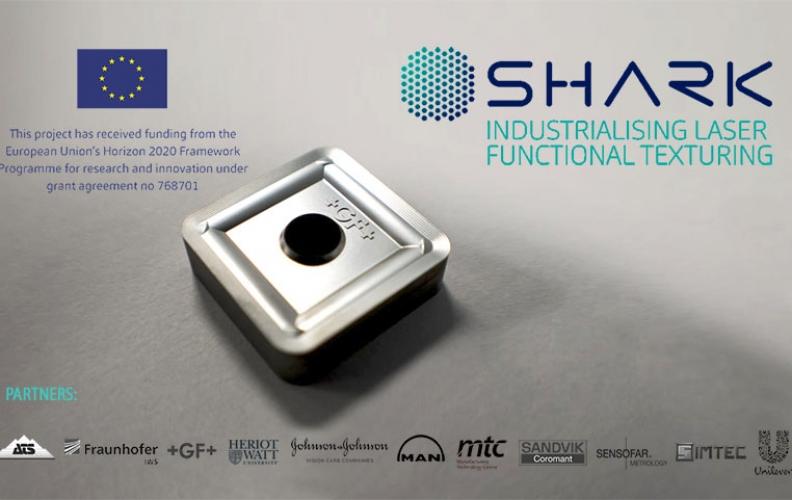 新的伙伴关系推动激光功能纹理加工的工业化