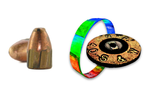 A step forward in 3D firearms identification