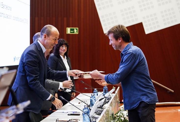 The UPC awards Sensofar for the trajectory achieved