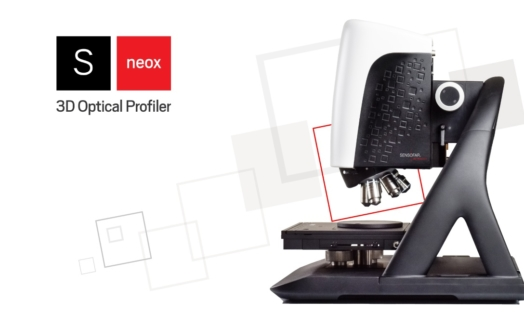 Engineered for speed, new S neox 3D Optical Profiler