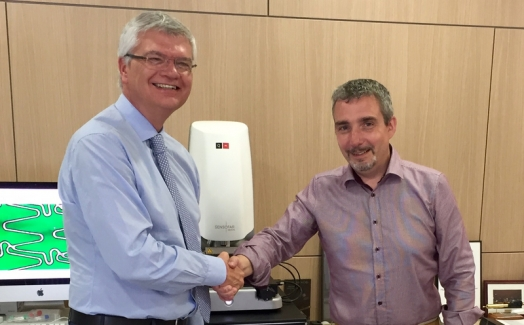 Sensofar Medical appoints Distribution Partner for Ireland