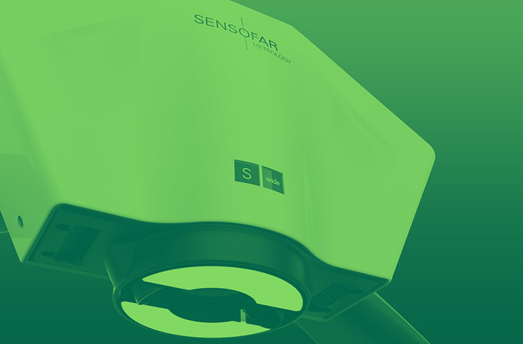 Broaden your horizons with the new sensofar system S wide