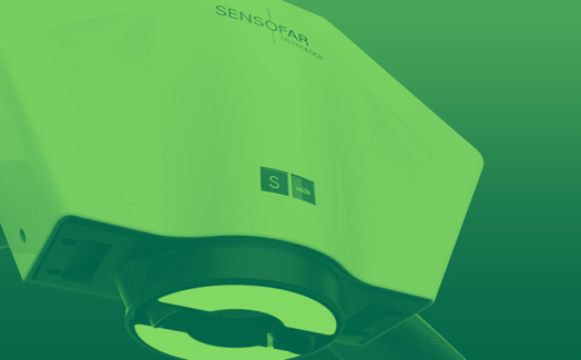 Sensofarの新システムS wideで可能性を拡大
